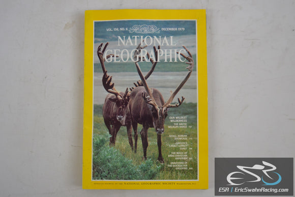 National Geographic Magazine - Arctic Range Vol 156.6 December 1979