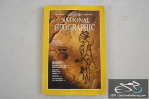 National Geographic Magazine - Sharks, Maya Cave Vol 160.2 August 1981