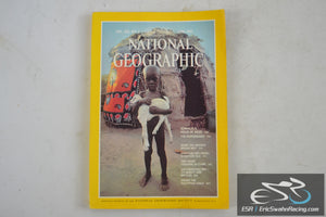 National Geographic Magazine - Appian Way, Somalia Vol 159.6 June 1981