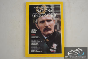 National Geographic Magazine - Poland, Sinai Vol 161.4 April 1982