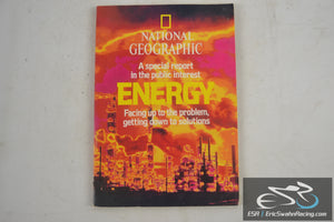 National Geographic Magazine - Energy Special Report February 1981