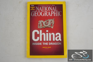 National Geographic Magazine - China, Big Picture Vol 213.5 May 2008