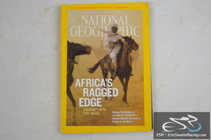 National Geographic Magazine - The Sahel, Biomimetics Vol 213.4 April 2008