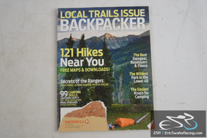 Backpacker Magazine - Local Trails Issue, 121 Hikes Near You September 2010