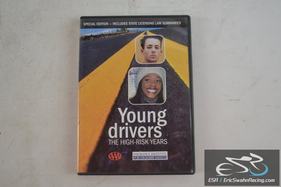 Young Drivers The High-Risk Years AAA Special Edition DVD July 2005