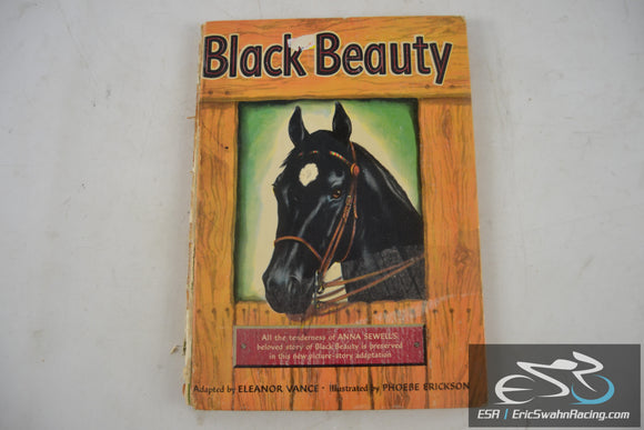 Black Beauty Hardcover Book 1949 Anna Sewell Random House