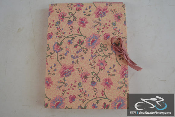 Envelope Booklet With Nice Flower Booklet Cover - 20 Usable Envelopes
