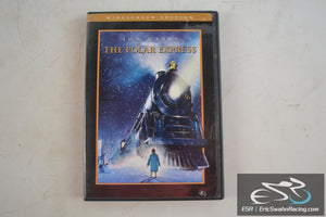 The Polar Express Movie DVD Tom Hanks Widescreen Edition 2005