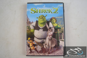 Shrek 2 DVD Movie DreamWorks 2004 Mike Myers Eddie Murphy Cameron Diaz