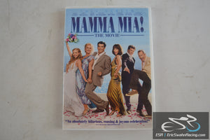 Mamma Mia! The Movie DVD Meryl Streep Colin Firth 2008