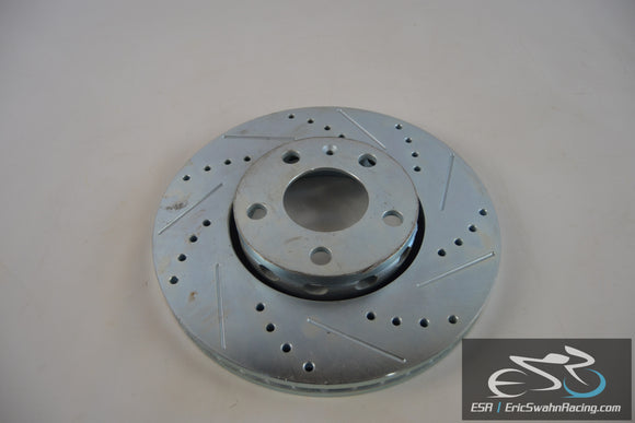 Volkswagen Passat W8 02-05 Set of Two Brake Rotors