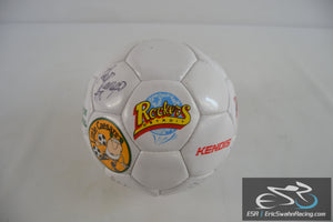 Rockers Detroit Soccer Ball Size 5 Autographed / Signed Collectible