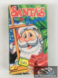 Santa's Surprise VHS Video Tape 1992 GoodTimes Home Video