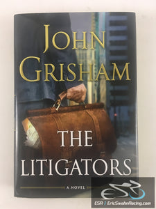 The Litigators Hardcover Book John Grisham 2011 Doubleday