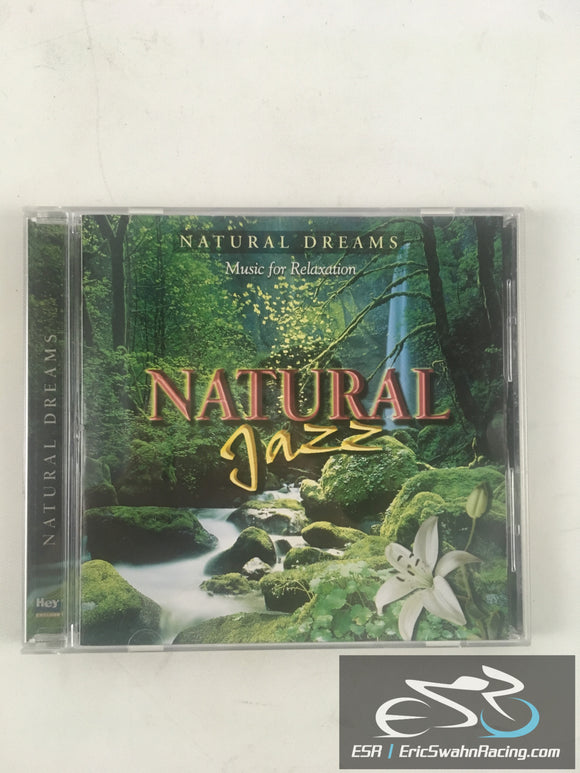 Natural Jazz: Natural Dreams Music For Relaxation Audio CD 1999 Hey! Presto