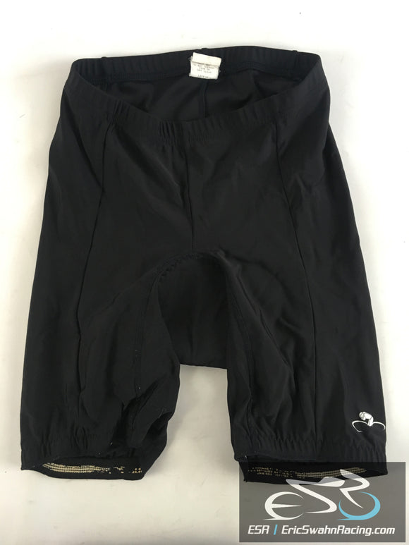 Bellwether Padded Cycling Shorts Black Men's Medium
