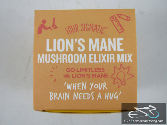 Four Sigmatic Organic Lion's Mane Mushroom Elixir Mix - 20 Packets