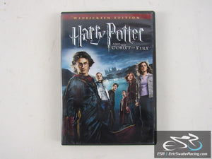 Harry Potter And The Goblet Of Fire DVD Movie Widescreen Edition 2006