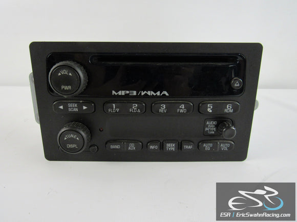 Delphi Delco  MP3 Radio And CD Player For 2010 Chevy Colorado