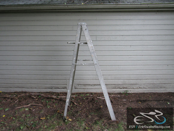 Aluminum Folding Ladder 6ft