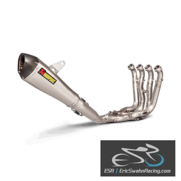 Akrapovic Racing Exhaust System BMW S1000RR 2015-2019