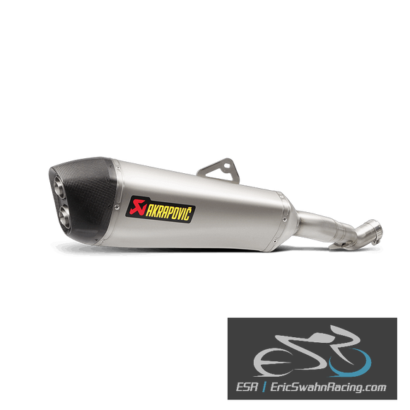 Akrapovic Slip-On Exhaust Honda VFR1200X Crosstourer 2016-2017