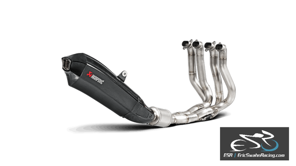 Akrapovic Evolution Exhaust System Kawasaki H2 / H2R 2015-2019
