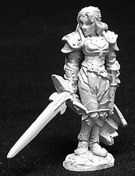 Alaine, Female Paladin