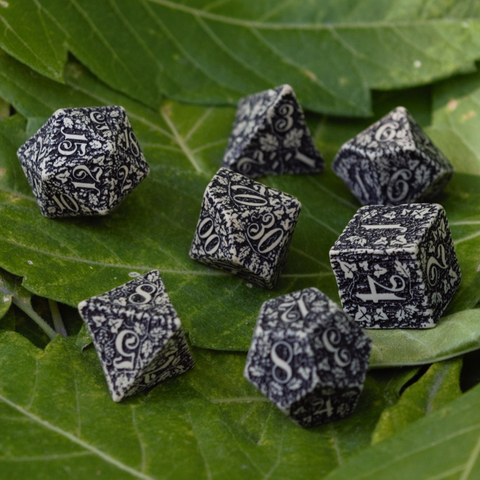 Q-Workshop D&D Dice Sets