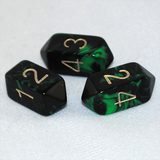 Crystal Oblivion 4 Sided Dice