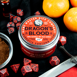 Dragon's Blood Gaming Candle