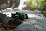 3D Forest Dice Set