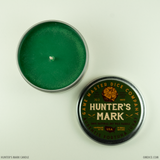 Hunter's Mark Gaming Candle