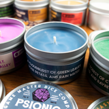 Psionic Storm Gaming Candle