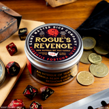 Rogue's Revenge Gaming Candle