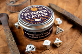 Studded Leather Gaming Candle