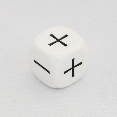 Addition and Subtraction 6 Sided Dice