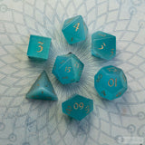 Aqua Cat's Eye Dice Set of Waterwalking