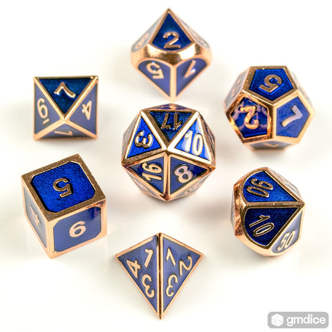Paladin Blue and Copper