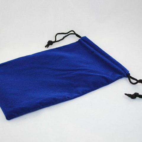 blue dice bag
