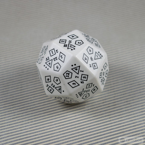 The Amazing D-Total™ Dice, 18 Dice in One