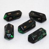 Crystal Oblivion 10 Sided Dice