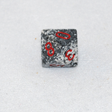 Speckled Granite 10 Sided Dice