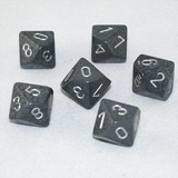 Speckled Hi Tech 10 Sided Dice