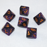 Speckled Hurricane 10 Sided Dice