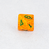 Speckled Lotus 10 Sided Dice