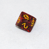 Speckled Mercury 10 Sided Dice