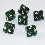 Speckled Recon 10 Sided Dice