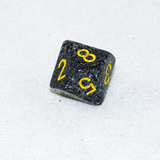Speckled Urban 10 Sided Dice