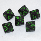 Speckled Earth D100, 10 Sided Dice